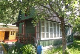 Уютный дачный участок с домом