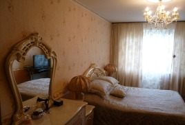 Двухкомнатная квартира в городе Электрогорск.